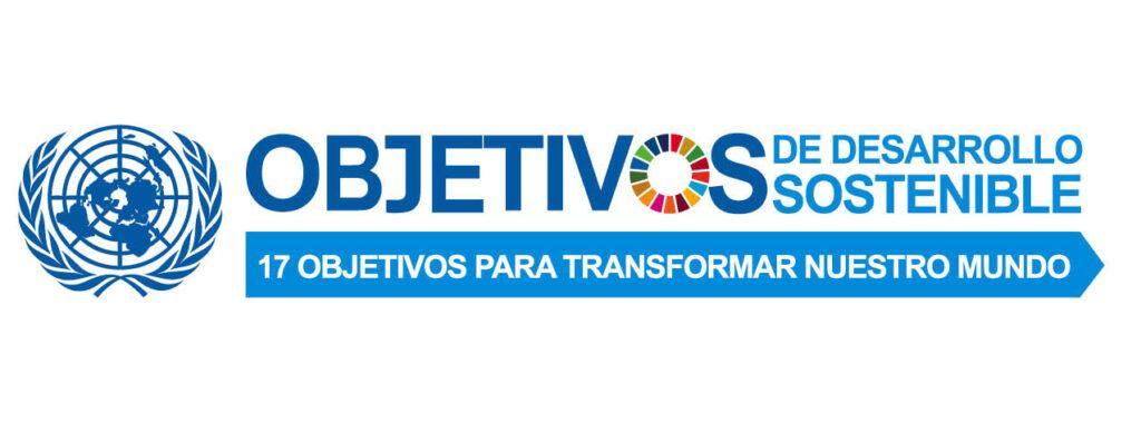 Logo Pacto Mundial Naciones Unidas Objetivos de Desarrollo Sostenible